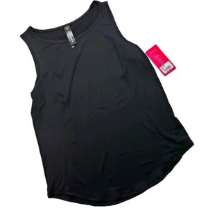 4/$30 YOGALICIOUS High Low Muscle Tank Top NWT